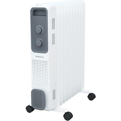 Масляный радиатор Royal Clima Bergamo ROR-B9-2000M