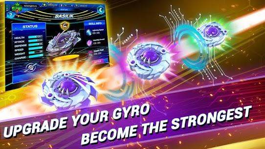 Gyro Buster 5