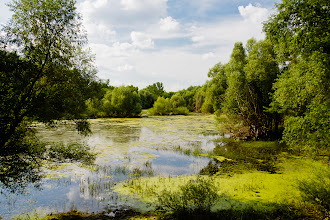 Photo: A lake near Devin Castle, Bratislava.