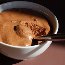 Photo: Mousse al cioccolato