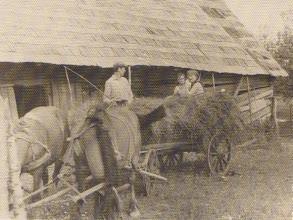 Photo: Adomas Burba, Janina ir Ramutė (Janinos Burbaitės archyvas)