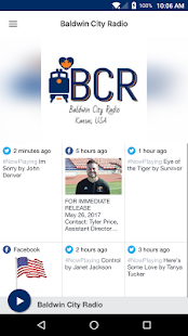 Baldwin City Radio - náhled