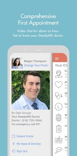 SteadyMD – Your Personal Doctor, Online 2.0.5 Mod APK (Unlimited) 3