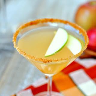 Apple Cinnamon Martini