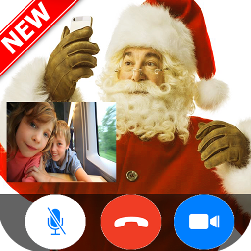 Video Call from Santa Claus -