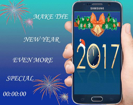 新年倒计时2017年