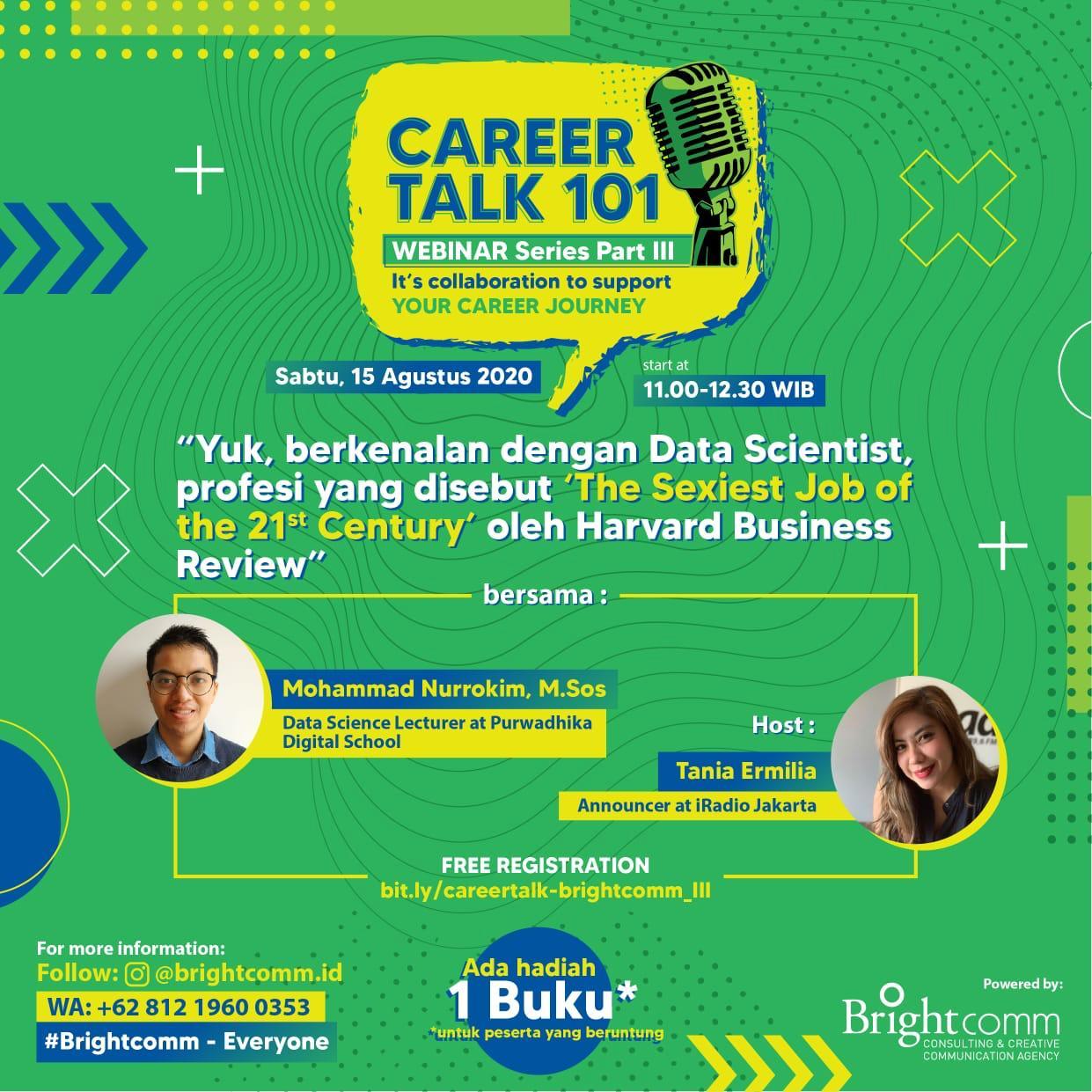 poster career talk part III