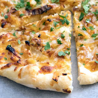 French Onion Soup Pizza.