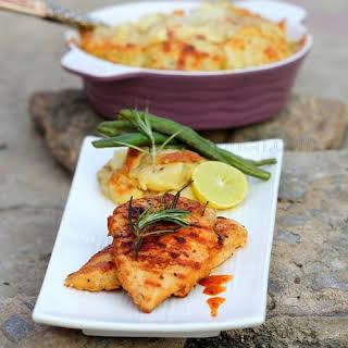 Grilled Peri Peri Chicken.