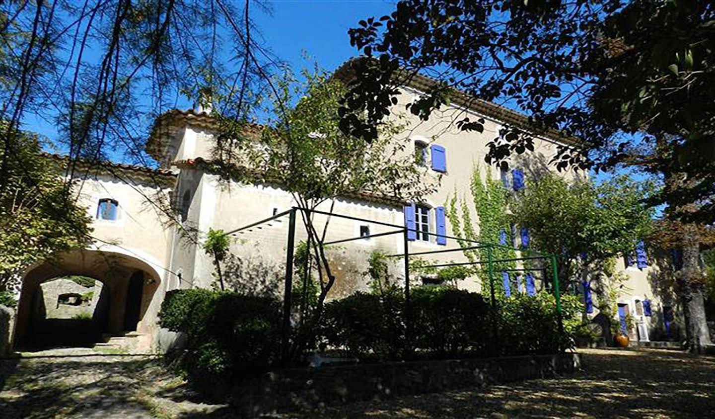 Property with garden Anduze
