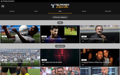 Telemundo Deportes - En Vivo screenshot 7
