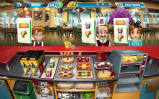 Cooking Fever screenshot 3