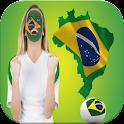 Flag Rio 2016 volleyball icon