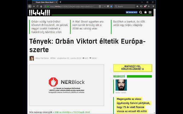 NERBlock