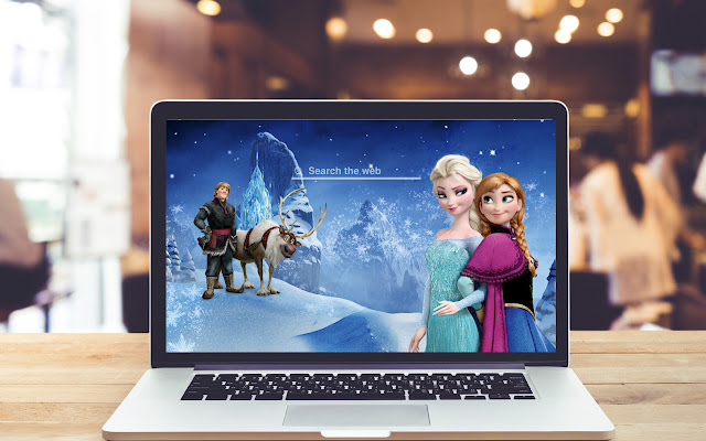 Frozen 2 HD Wallpapers New Tab Theme