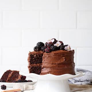 Blackberry Chocolate Cake Recipes.