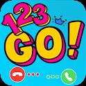 Call 123 Go Challenge Video & Voice icon