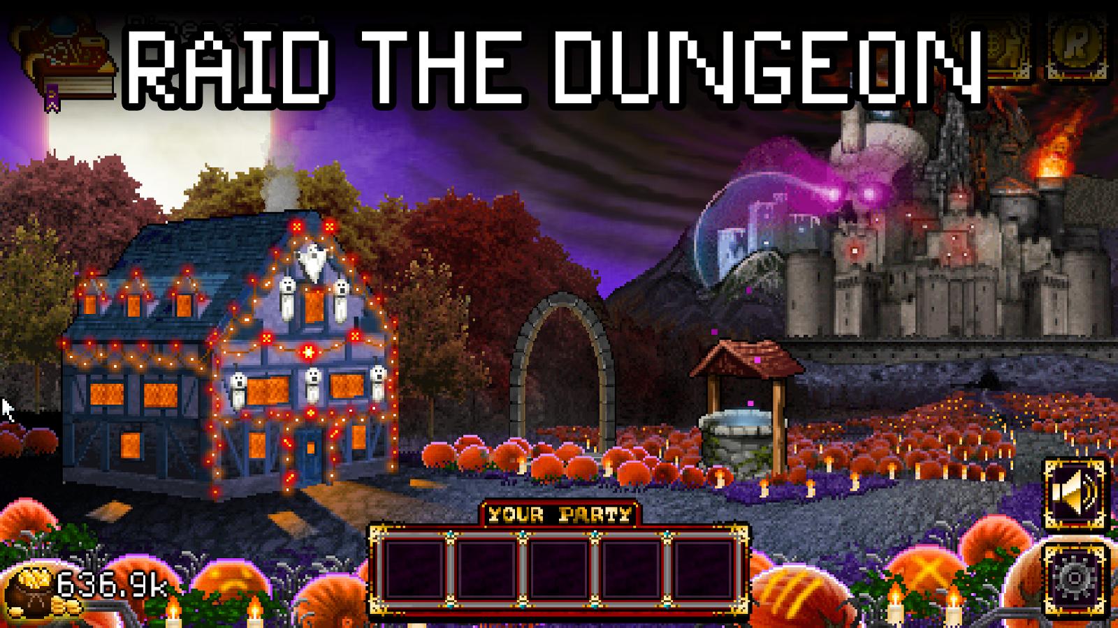 Screenshots of Soda Dungeon for iPhone
