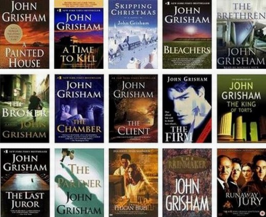 john grishams application of personal law and trial knowledge in his books