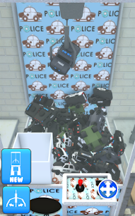 Police Prize Claw Machine Fun- screenshot thumbnail