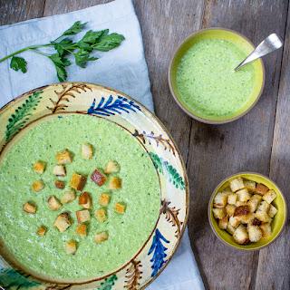 Ottolenghi's Green Gazpacho