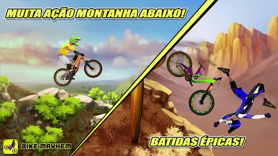 Bike Mayhem Mountain Racing 1.5 Mod Apk Download 1