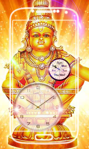 Download Ayyappa Clock Live Wallpaper For Free Latest 10 Version
