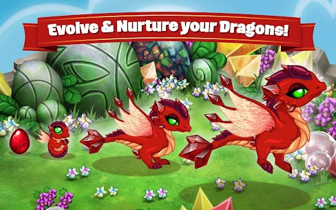 DragonVale MOD Apk (Unlimited Gold/Crystals) 3