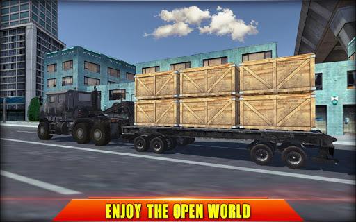 Heavy truck simulator USA 1.3.6 screenshots 8