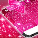Pink Keypad for Galaxy S4 Mini icon