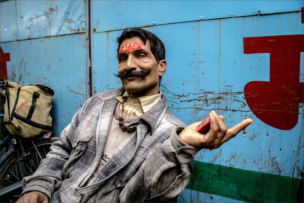L'uomo di Jaipur di alberto raffaeli