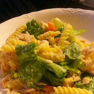 Gohma Crab Pasta Salad.