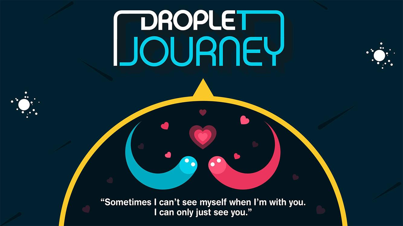 Droplet Journey- screenshot