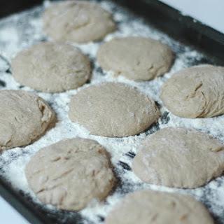 Soaked English Muffins