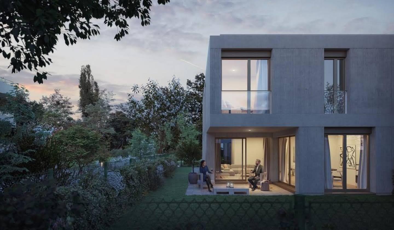 Maison contemporaine avec jardin et terrasse Genève