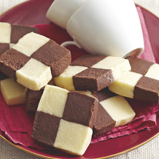 Chocolate Checkerboards.