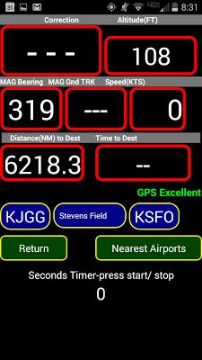 VFR-NO Ads/Downloads GPS - screenshot