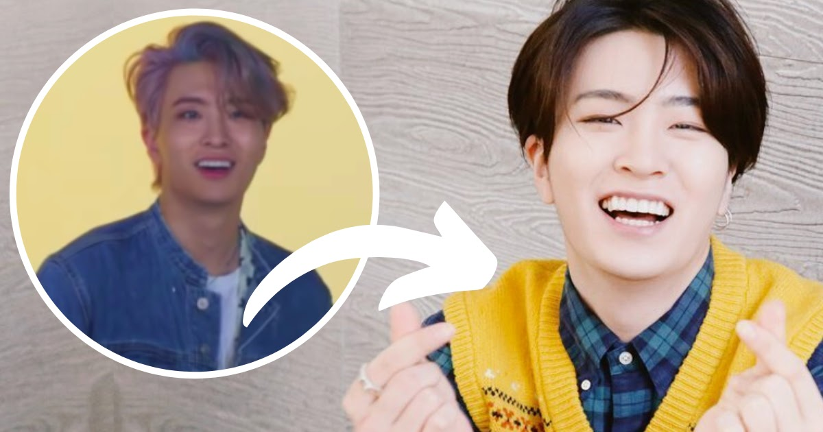 Youngjae Couldn't Resist Showing His Love For GOT7 During His First Solo Relay Dance