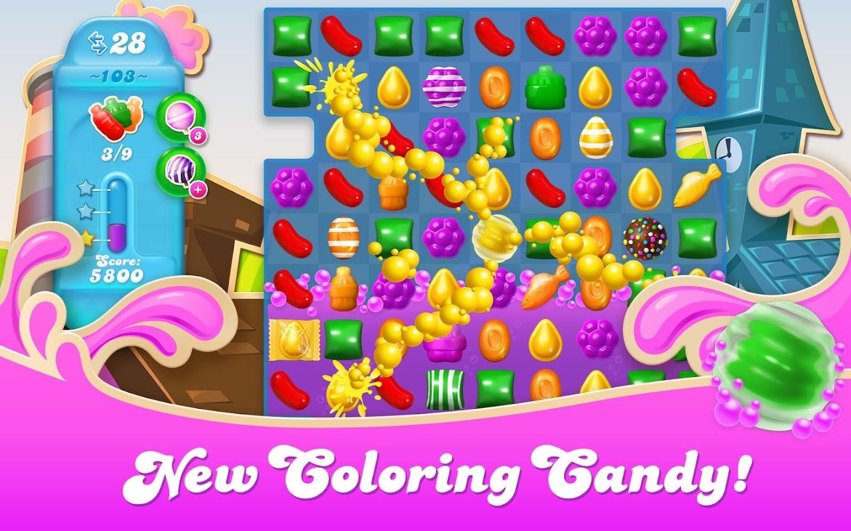 The description of Candy Crush Saga