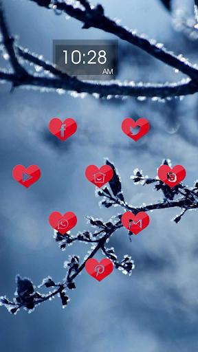 Frozen Twigs Transparent