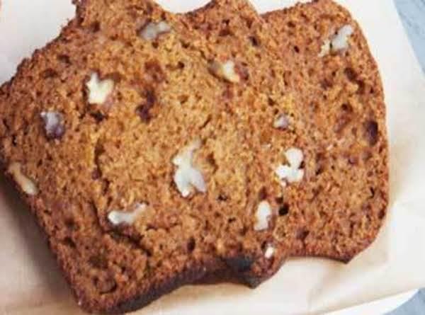 Maple Pumpkin Tea Loaf