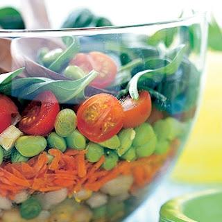 24-Hour Layered Bean Salad