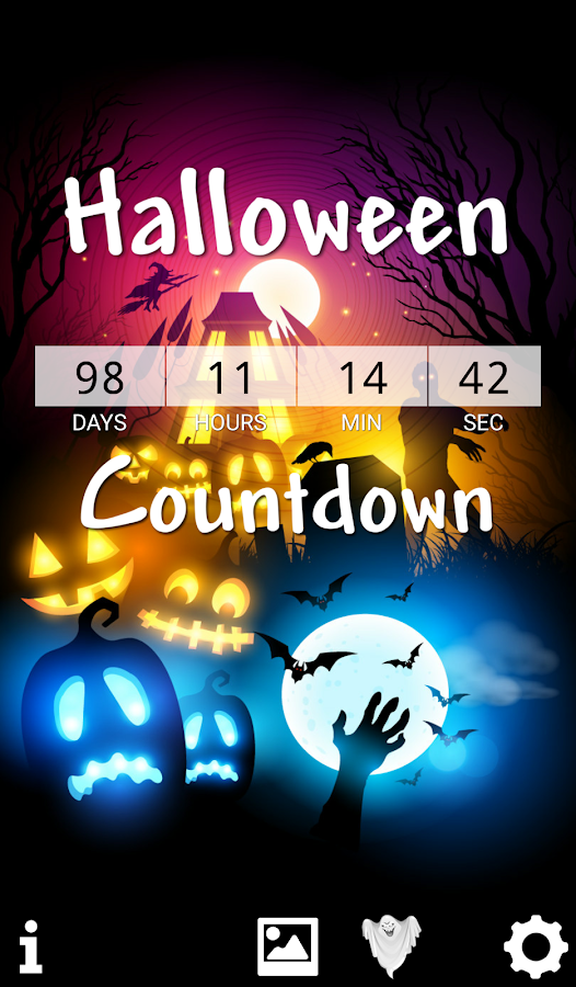 Halloween Countdown & Game – Android Apps on Google Play