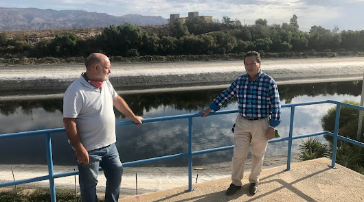 Níjar y Adra sufren ya racionamiento de agua