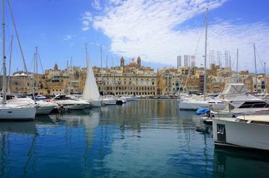 マルタの騎士団が最初に築いた海辺の城塞都市、スリーシティーズを訪ねて