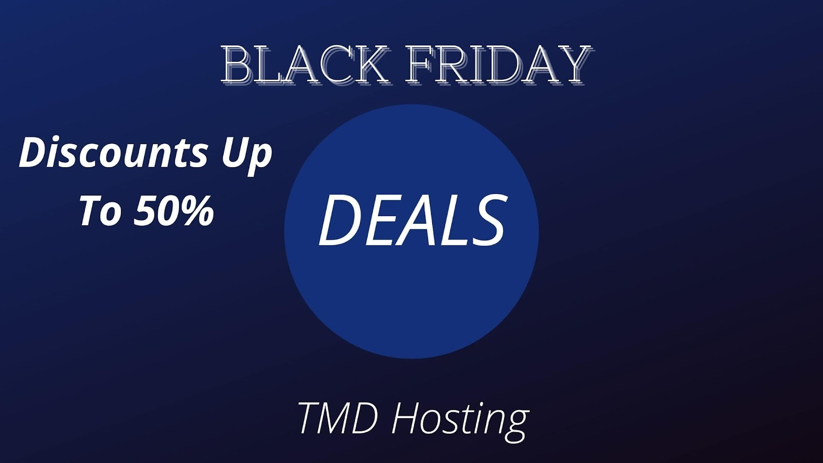 TMD Host- 50% Off
