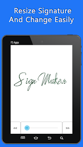 Signature Maker Real screenshot 12