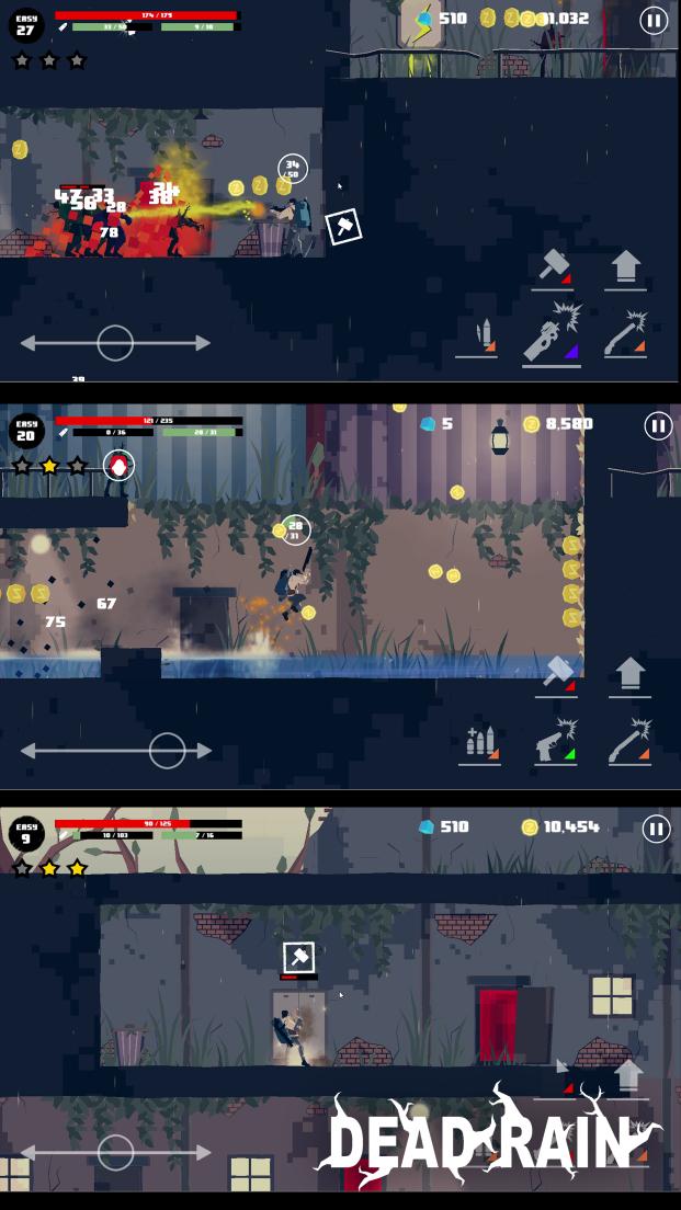 Dead Rain : New zombie virus Screenshot 5