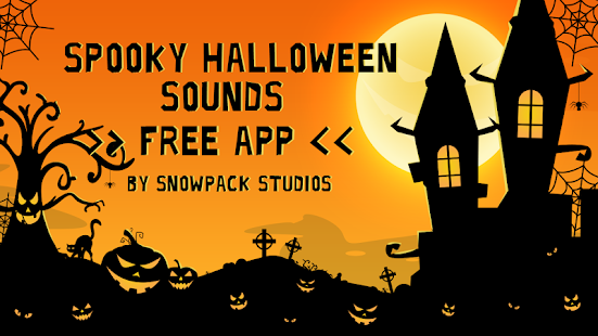 Halloween Spooky Sounds - Android Apps on Google Play