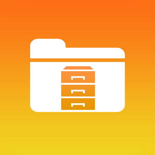 ファイルマネージャPRO HD 生產應用 App LOGO-硬是要APP